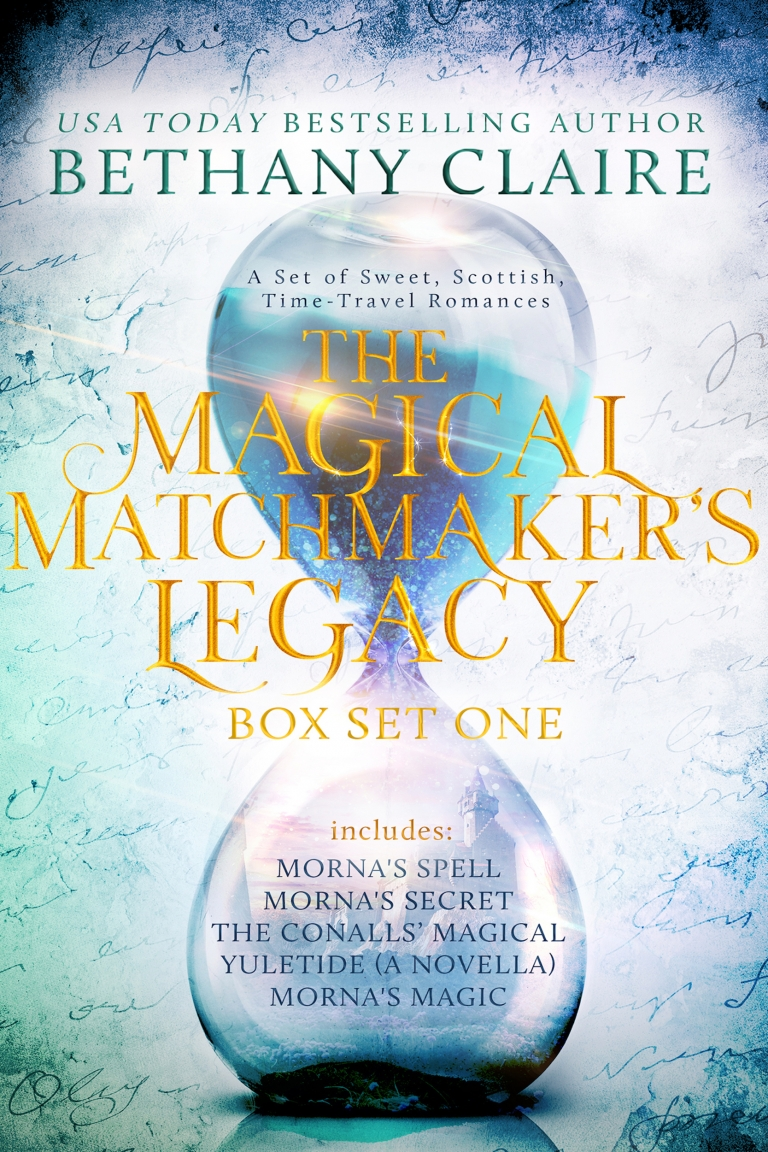 The Magical Matchmaker's Legacy Box Set One Book Cover