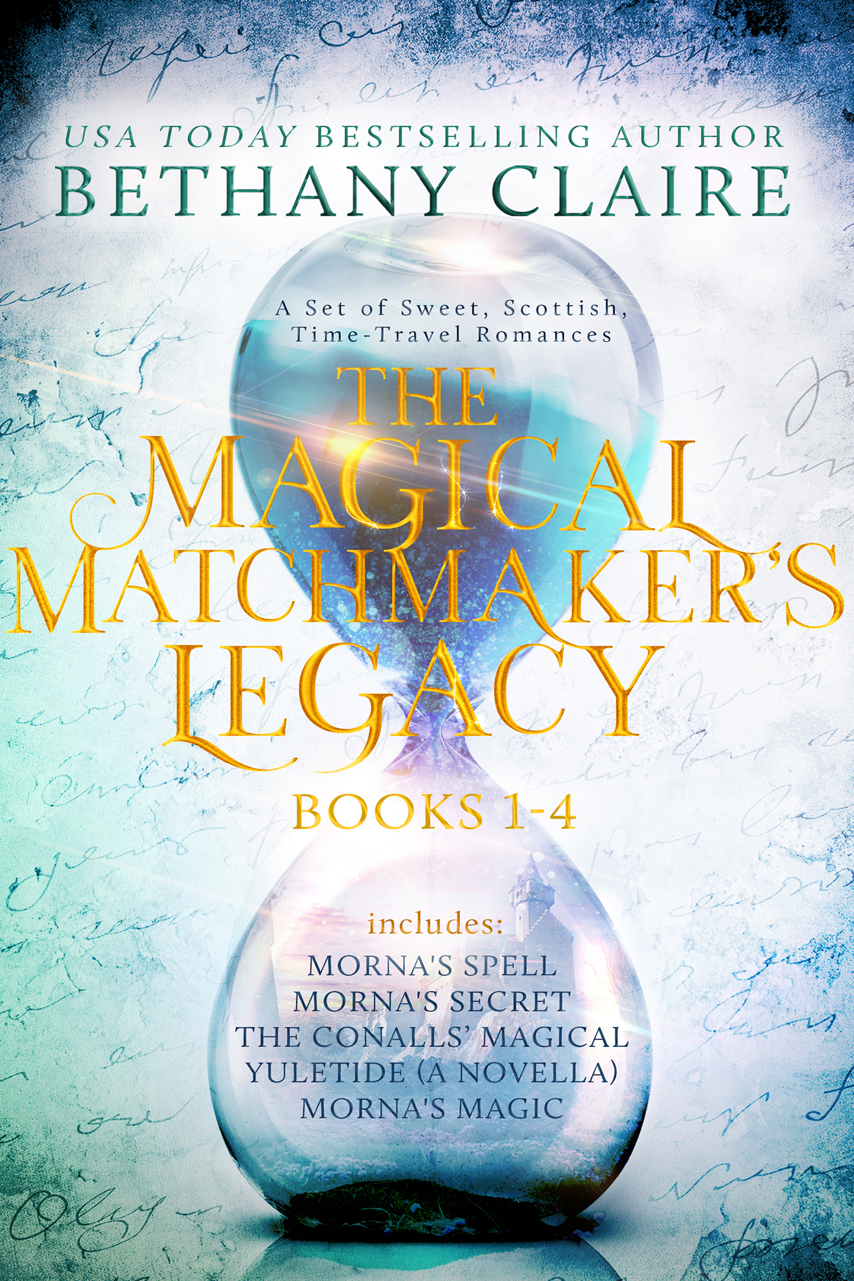 The Magical Matchmaker's Books 1-4