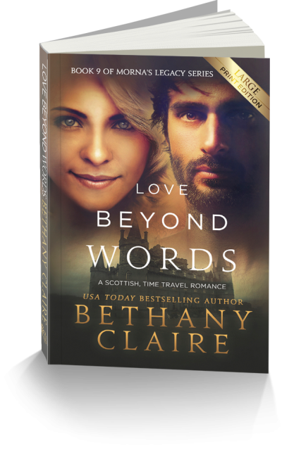 Love Beyond Words Large Print Edition